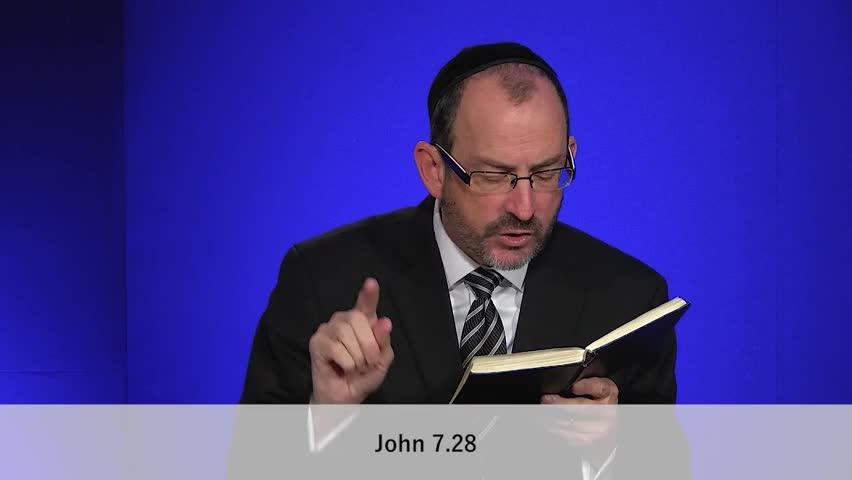 John Chapter 7, Part 3