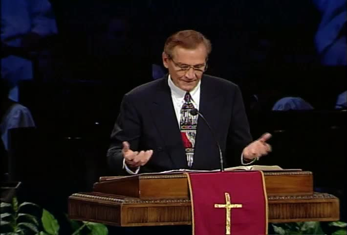 The Power in the Blood by Love Worth Finding with Adrian Rogers