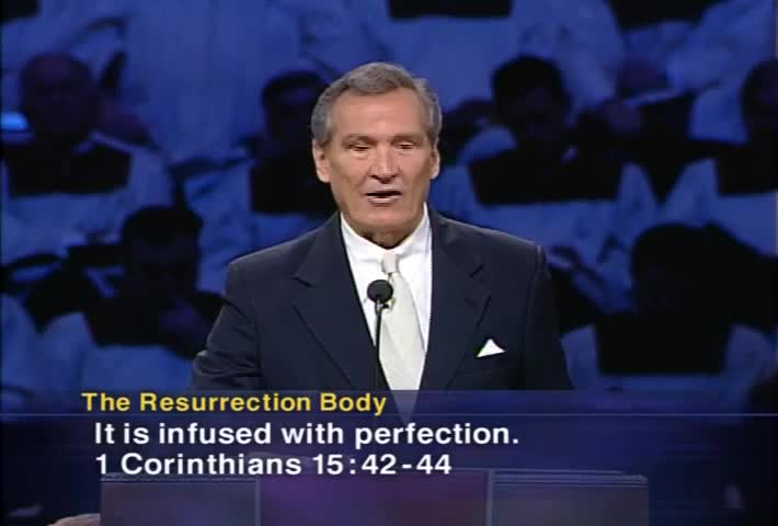 The Resurrection Body by Love Worth Finding with Adrian Rogers