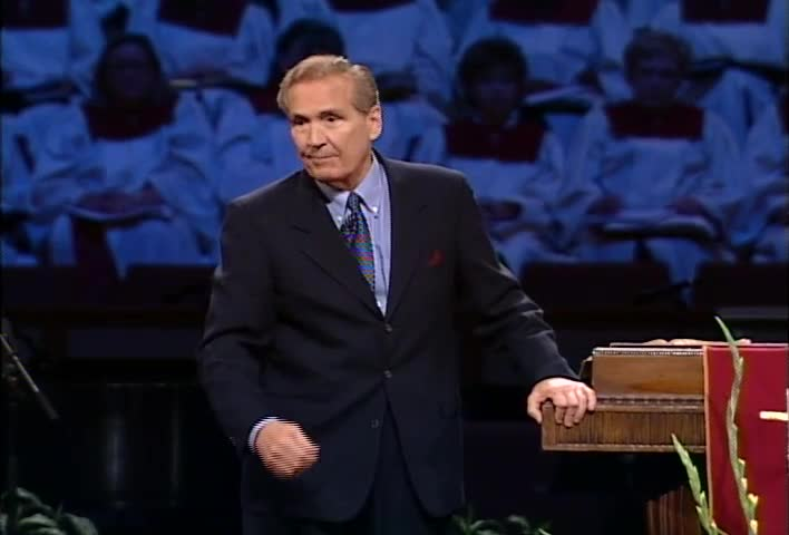 How to be a Fully Committed Disciple of Jesus Christ by Love Worth Finding with Adrian Rogers