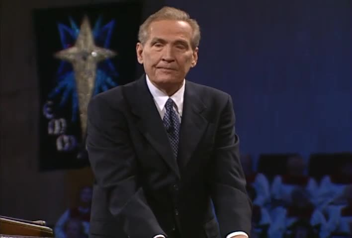 The Blood Covenant by Love Worth Finding with Adrian Rogers