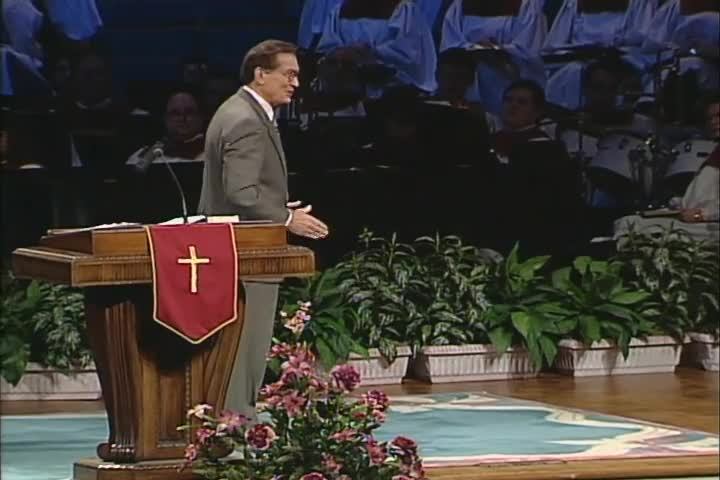 Totally Abandoned To The Gospel by Love Worth Finding with Adrian Rogers