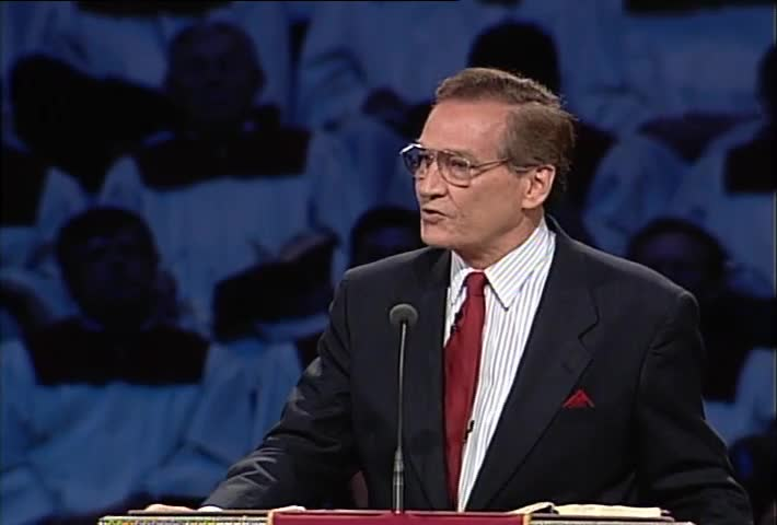 Predestined For Hell? Absolutely Not! by Love Worth Finding with Adrian Rogers