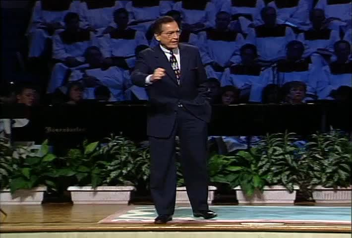 Strength Through Authority by Love Worth Finding with Adrian Rogers