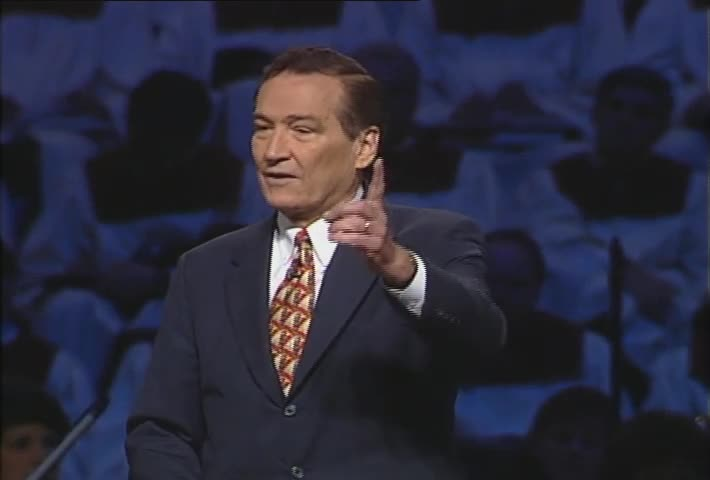The Authority of the Holy Spirit by Love Worth Finding with Adrian Rogers