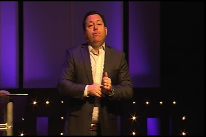 Greater Partnership by High Impact Living with Pastor Rick McDaniel