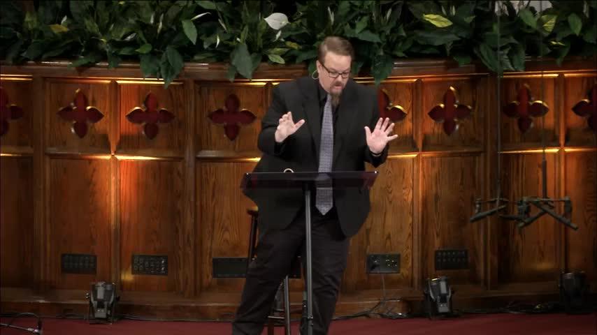 Standing Firm:  Unity In The Gospel