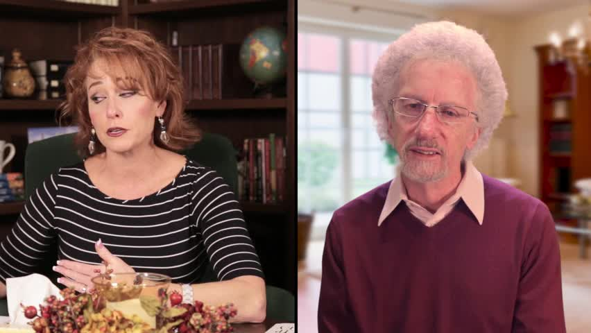 Interview with Philip Yancey by Insight for Living - Reframing Ministries with Colleen Swindoll Thompson