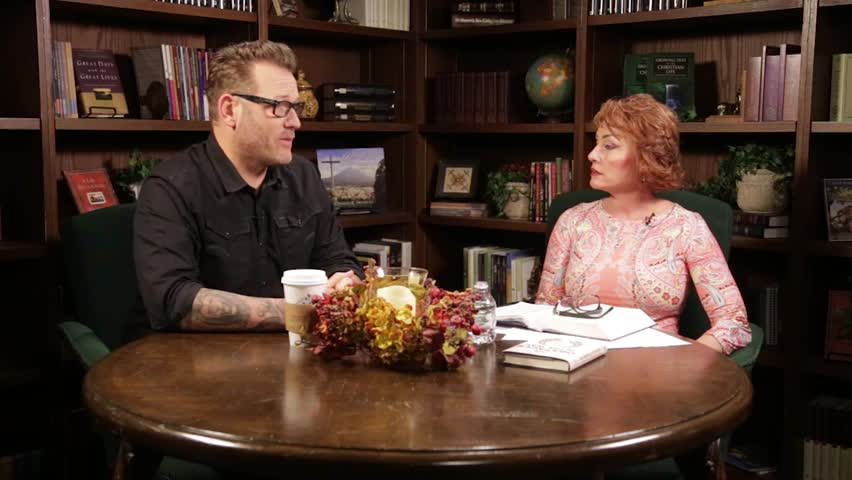 Interview with Noah Elias by Insight for Living - Reframing Ministries with Colleen Swindoll Thompson