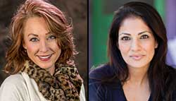 Question 1: Today Colleen talks about human trafficking with Naomi Zacharias, founder of Wellspring International.