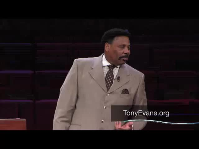 Saints in a Secular Society by The Alternative with Dr. Tony Evans