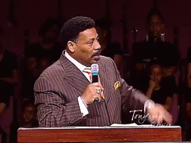 The Activation of the Cross by The Alternative with Dr. Tony Evans
