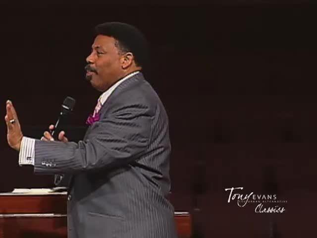 Elohim - The All Powerful Creator by The Alternative with Dr. Tony Evans