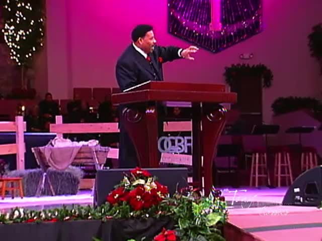 The Celebrity-Ship of Jesus Christ by The Alternative with Dr. Tony Evans