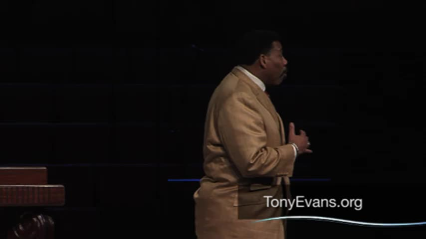 The Purpose of Detours by The Alternative with Dr. Tony Evans