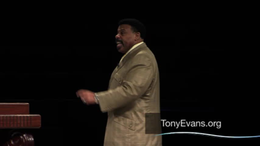 The Pattern of Detours by The Alternative with Dr. Tony Evans