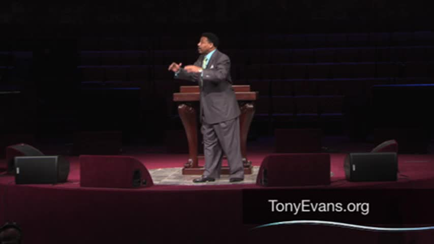 The Detours of Provision by The Alternative with Dr. Tony Evans