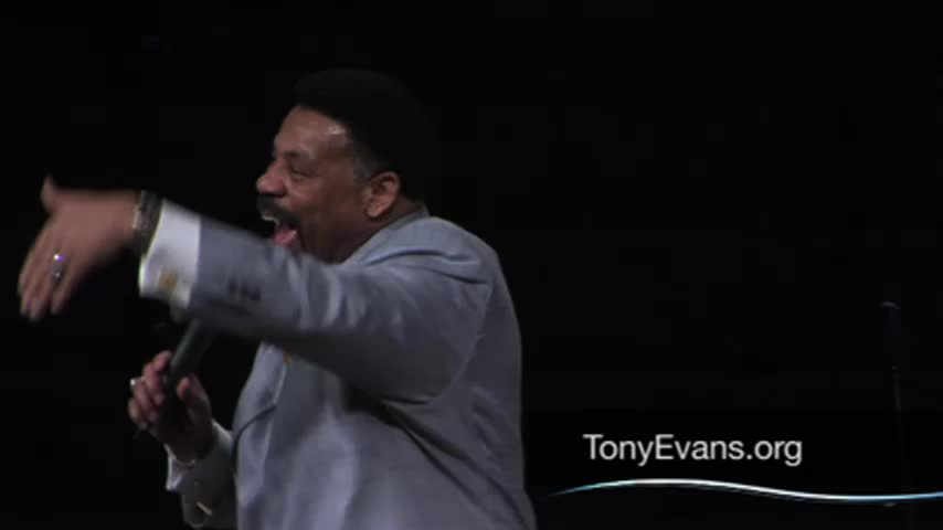 The Detours of Perspective by The Alternative with Dr. Tony Evans