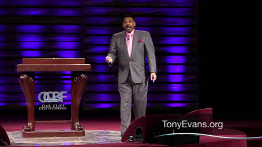 Waiting on God by The Alternative with Dr. Tony Evans