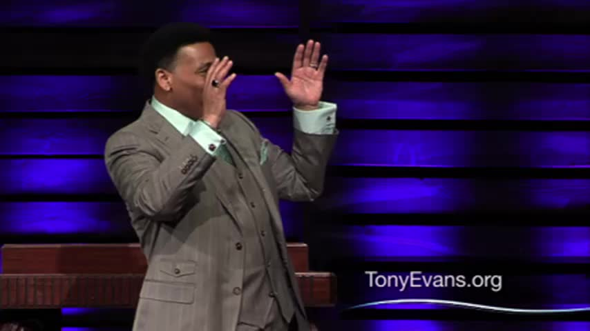 The Motivation for Ministry by The Alternative with Dr. Tony Evans