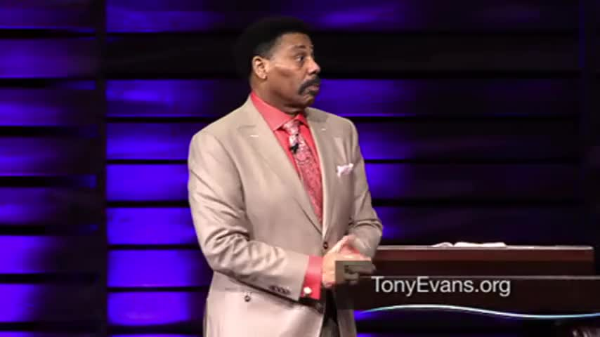 Living in Light of Eternity by The Alternative with Dr. Tony Evans