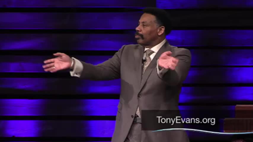Changing Vanity into Victory by The Alternative with Dr. Tony Evans