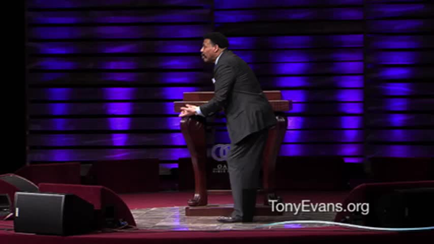 How to Truly Be Rich by The Alternative with Dr. Tony Evans