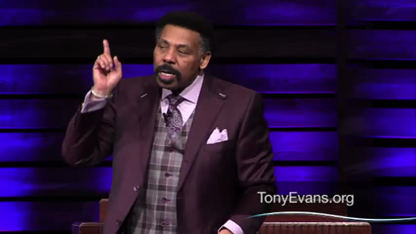 The Reassurance of a Heavenly Perspective by The Alternative with Dr. Tony Evans