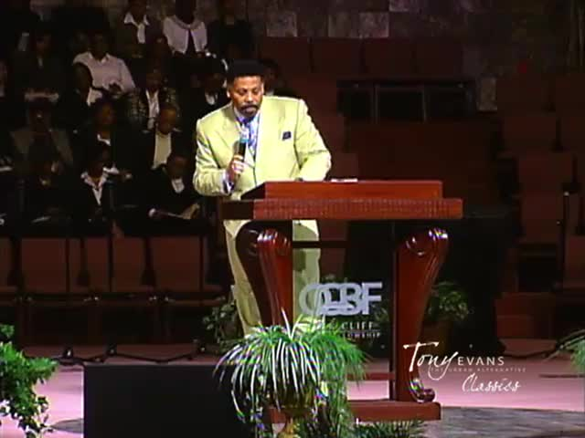 The Good News of the Gospel by The Alternative with Dr. Tony Evans