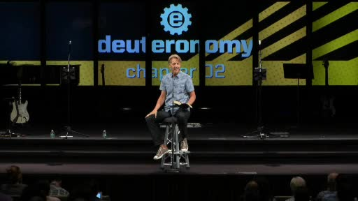 Deuteronomy 2-3 by The Connection with Skip Heitzig