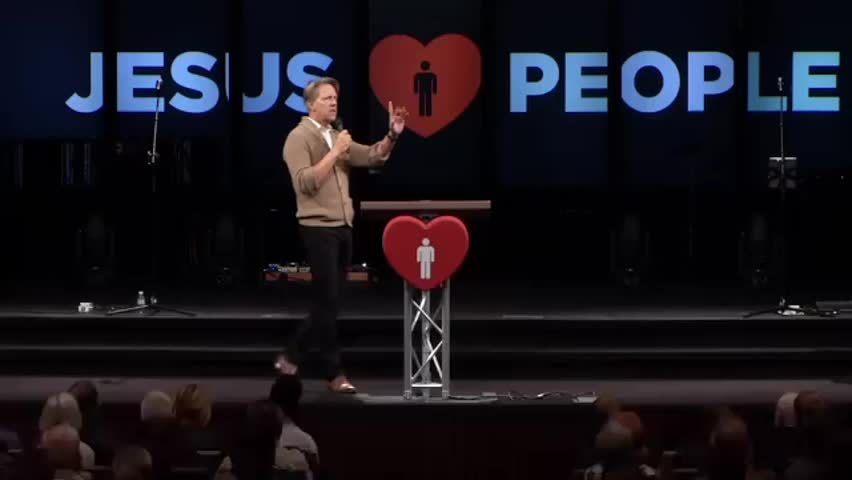 Jesus Loves People - Mark 10:21 & Philippians 1:8-10 - Part A
