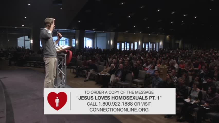 Jesus Loves Homosexuals Part 1a - John 8:1-11 - Part A