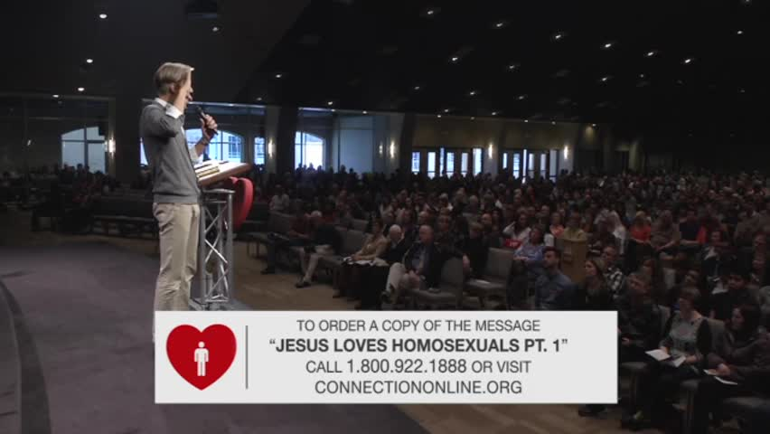 Jesus Loves Homosexuals Part 1a - John 8:1-11 - Part B