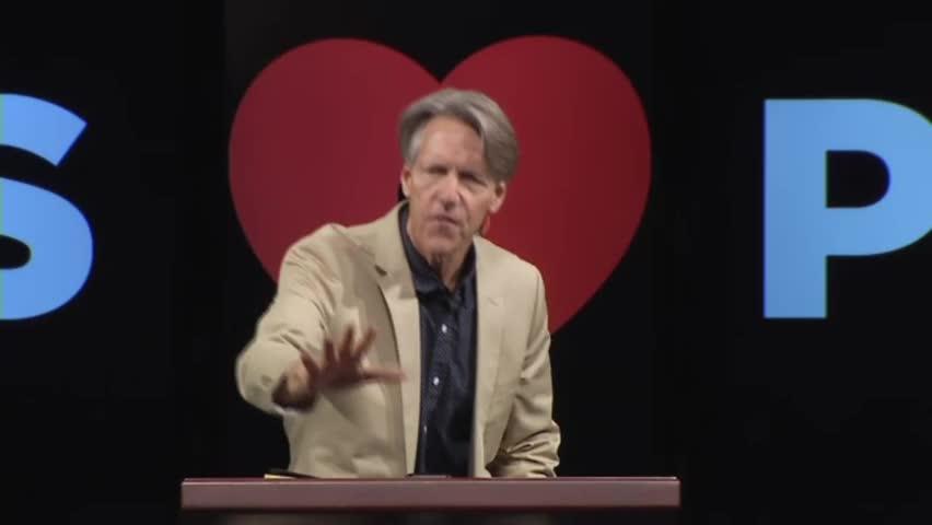 Jesus Loves Murderers - Luke 23:33-34 - Part B