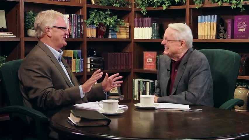 Talking with an Old Friend by Insight for Living with Chuck Swindoll