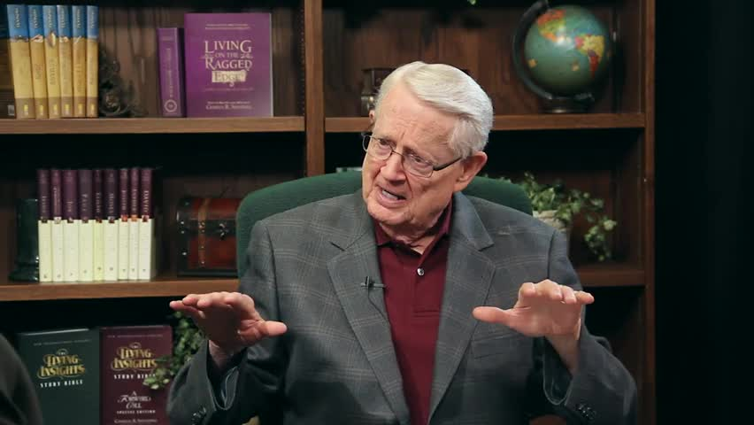 Is That All There Is? by Insight for Living with Chuck Swindoll