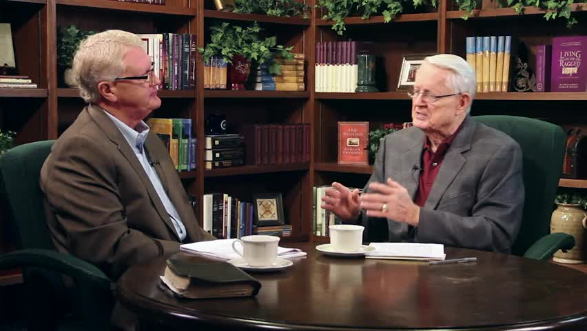 Learn from Ted Turner by Insight for Living with Chuck Swindoll