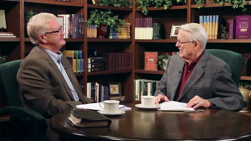 The Comparison Game by Insight for Living with Chuck Swindoll