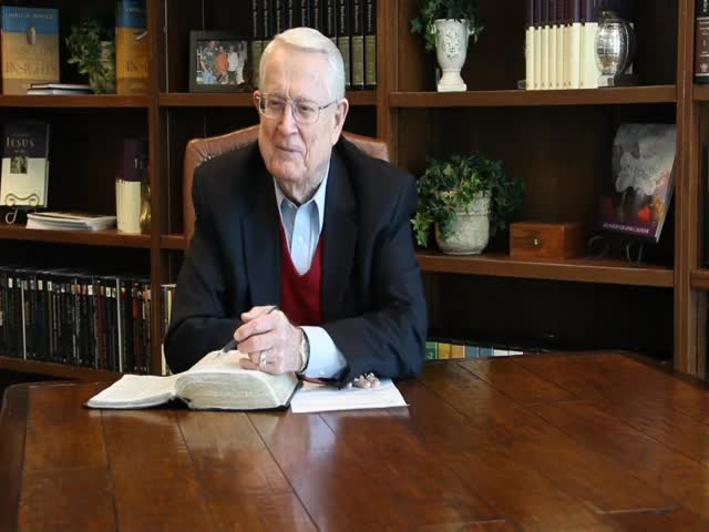 Speak without Words by Insight for Living with Chuck Swindoll