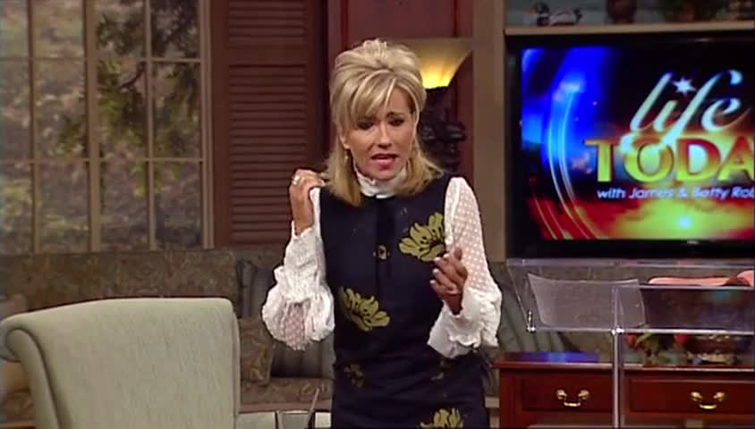 "Beth Moore: ""Fun With Jesus,"" part 3"