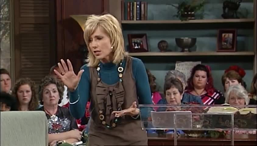"Beth Moore: ""Spiritual Discernment,"" part 2 by Beth Moore - Wednesdays with Beth with Beth Moore"