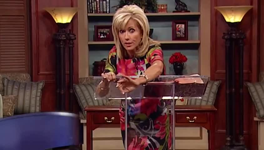 "Beth Moore: ""The Magnificent Miracle of Freedom,"" part 4 by Beth Moore - Wednesdays with Beth with Beth Moore"
