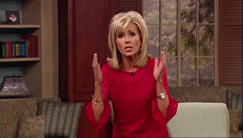 The Practical Walk of Freedom, part 1 by Beth Moore - Wednesdays with Beth with Beth Moore