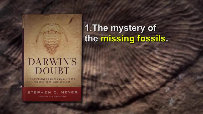 What factors caused Darwin to doubt his own theory?