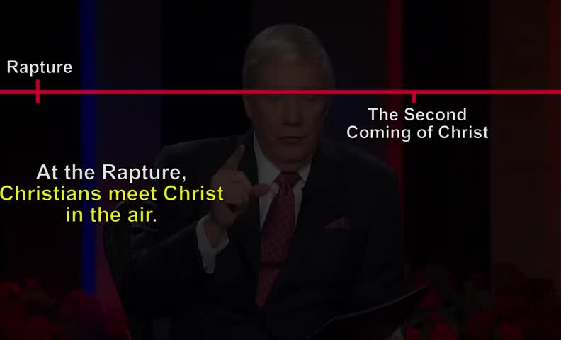 Where will Jesus meet Believers at the Rapture and at the Second Coming?