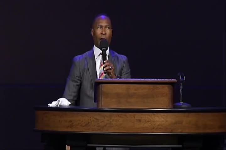 More Than Words by First Baptist Church of Highland Park with Dr. Henry P. Davis III