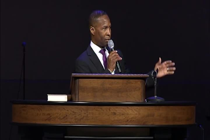 Talking Loud. Saying Nothing. by First Baptist Church of Highland Park with Dr. Henry P. Davis III