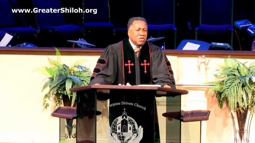 The Happy Christian by Greater Shiloh Missionary Baptist Church with Dr. Michael W. Wesley Sr.