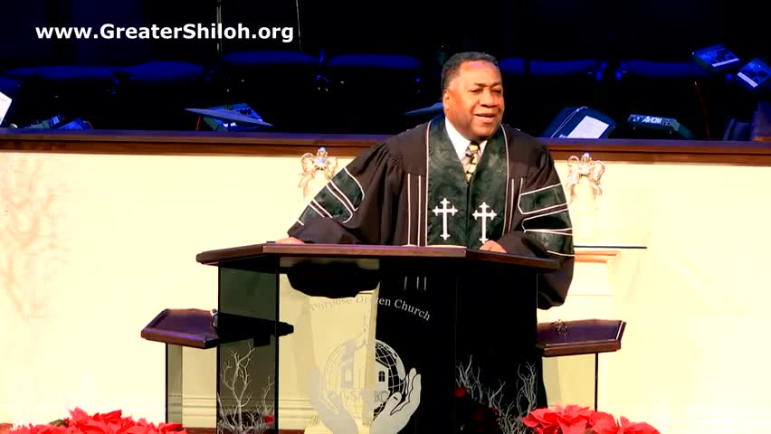 No Turning Back by Greater Shiloh Missionary Baptist Church with Dr. Michael W. Wesley Sr.
