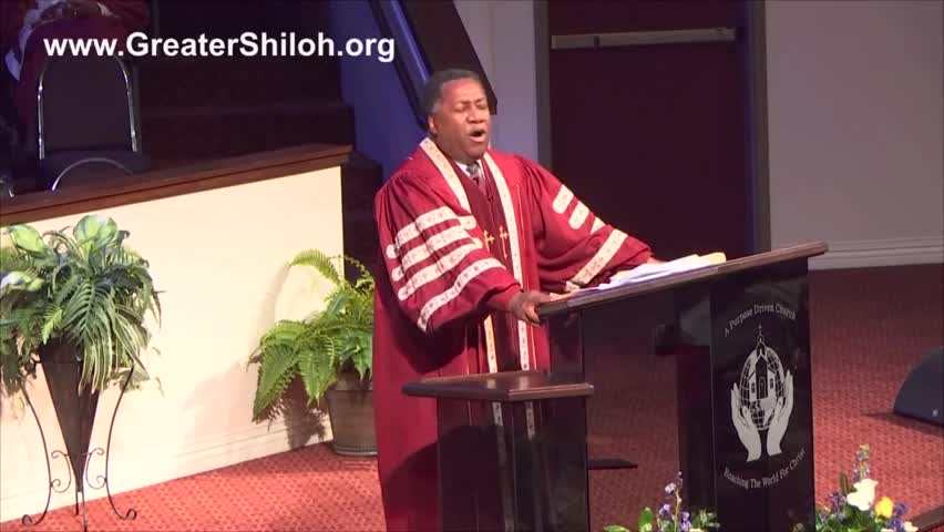 Ambition-A Two Edge Sword by Greater Shiloh Missionary Baptist Church with Dr. Michael W. Wesley Sr.